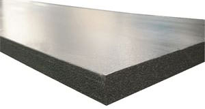 SilverGlo™ crawl space wall insulation available in Erlanger