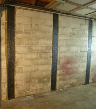 Foundation Wall Reinforcement in Kentucky