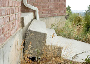 Mudjacking For Sinking Amp Settling Foundation Repair In