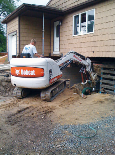 Foundation Repair in Louisville, Lexington, Covington, KY