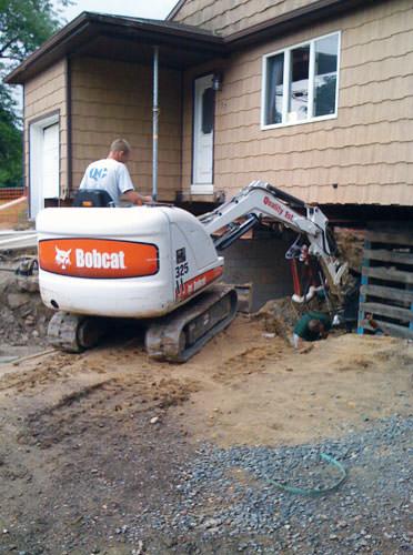 Foundation Repair in Louisville, Lexington, Covington, KY