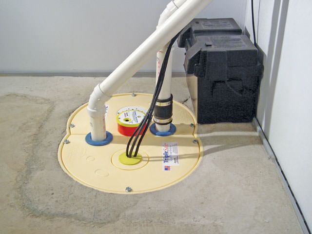 Wet Basement Waterproofing In Kentucky Leaky Basement Repair - Basement doctor