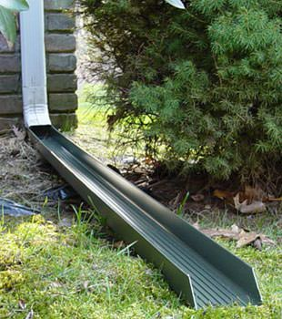 Gutter Downspout Extensions In Louisville Lexington