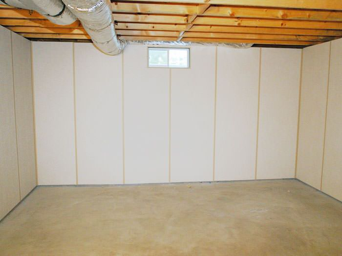 insulated basement wall panels installed in ky basement wall panels
